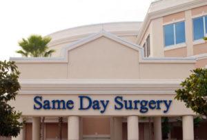 NJ Same Day Surgery Center Malpractice