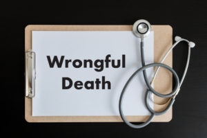 Obtain compensation for wrongful death New Jersey