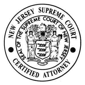 new jersey supreme court certified attorney Ernest Fronzuto